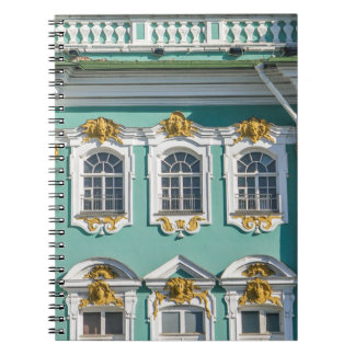 State Hermitage Museum St. Petersburg Russia Spiral Notebooks