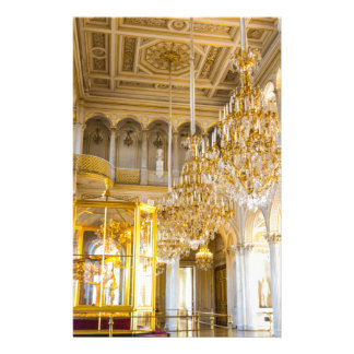 State Hermitage Museum St. Petersburg Russia Stationery Design