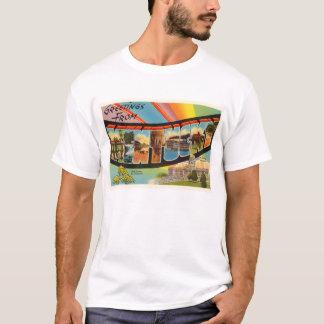 State Kentucky KY Old Vintage Travel Souvenir T-Shirt