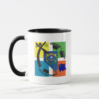 STATE NEVADA MOTTO GEOCACHER MUG