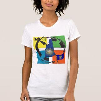 STATE NEW HAMPSHIRE GEOCACHER T-Shirt