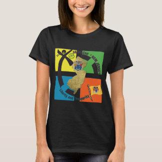 STATE NEW JERSEY MOTTO GEOCACHER T-Shirt