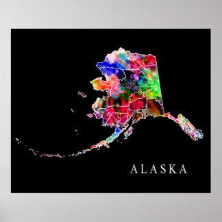 STATE of ALASKA Poster