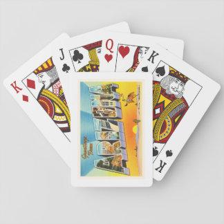 State of Arizona AZ Old Vintage Travel Souvenir Playing Cards