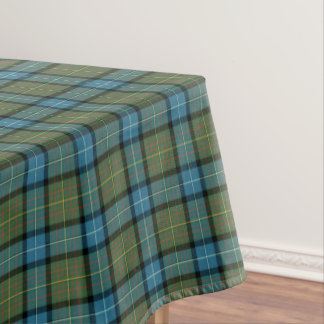 State of California Tartan Tablecloth