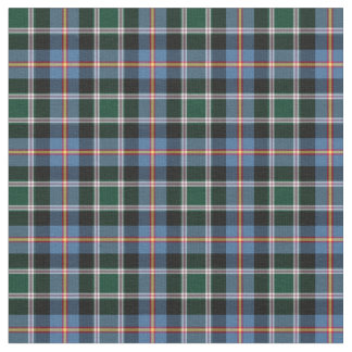 State of Colorado Tartan Fabric