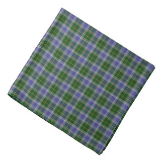 State of Connecticut Tartan Bandana