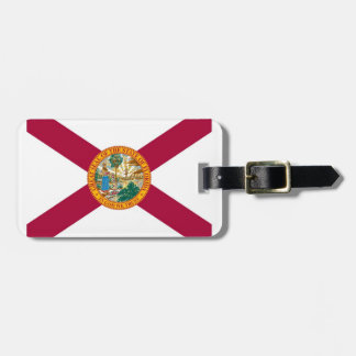 State of Florida Luggage Tag