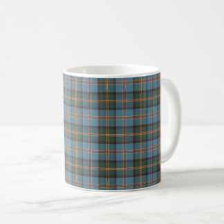 State of Hawaii Tartan Coffee Mug