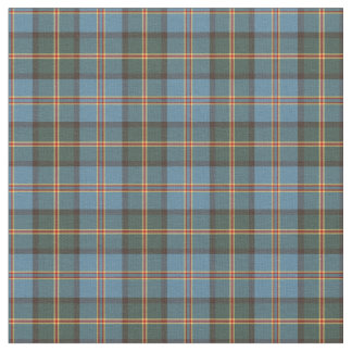 State of Hawaii Tartan Fabric
