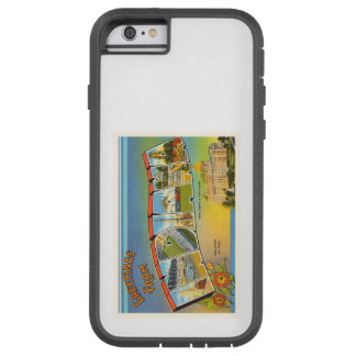 State of Indiana IN Old Vintage Travel Souvenir Tough Xtreme iPhone 6 Case