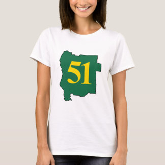 State of Jefferson 51st State T-Shirt