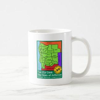State of Jefferson Coffee Mug