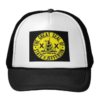 State of Jefferson Trucker Hat