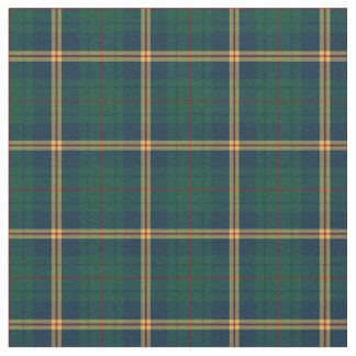 State of New Mexico Tartan Fabric
