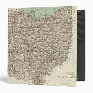 State of Ohio Binders