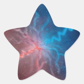 State of origin skulls star sticker