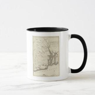 State of Rhode Island Mug