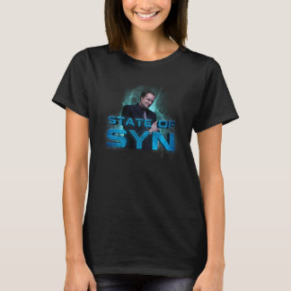 State Of Syn T-Shirt - Aslin Kane (David Hewlett)