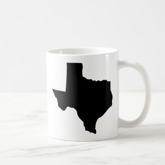 State of Texas Coffee Mug