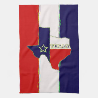 STATE OF TEXAS KITCHEN TOWEL