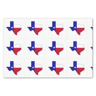 State of Texas Lonestar Gift Wrap Tissue Paper