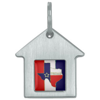 STATE OF TEXAS PET ID TAG