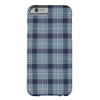 State of Texas Tartan Barely There iPhone 6 Case
