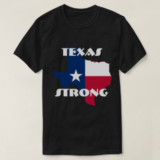 "State of Texas ""Texas Strong"" T-Shirt"