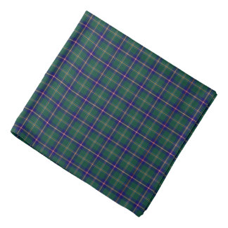 State of Washington Tartan Bandana