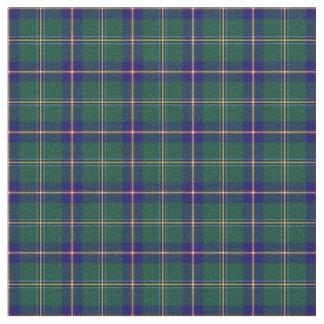 State of Washington Tartan Fabric