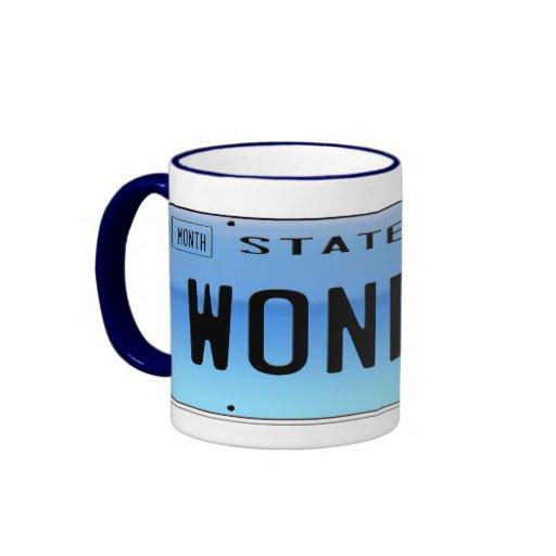 State of  Wonder Coffee Mugs