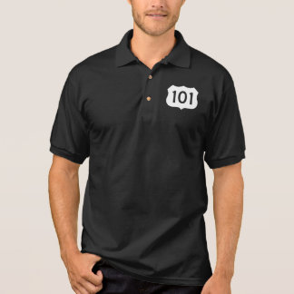 State Route 1, xxx, USA Polo Shirt