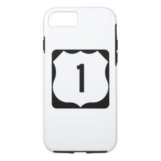 State Route 1, xxxx, USA iPhone 7 Case