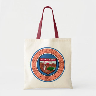 State Seal of Arizona Tote Bag
