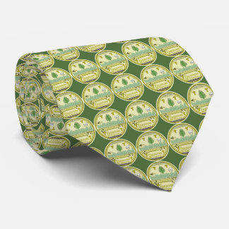 State Seal of Vermont Tie