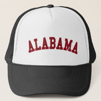 State Spirit: Alabama Trucker Hat