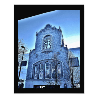 State Street Building Art Photo Print