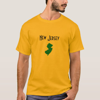 State tee, New Jersey T-Shirt