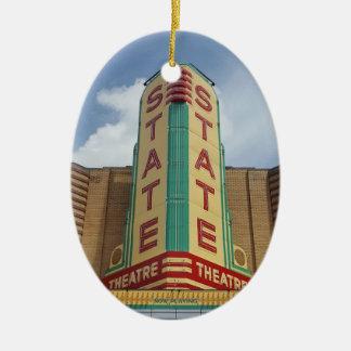 State Theatre - Ann Arbor MI Ornament