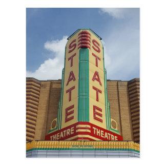 State Theatre - Ann Arbor MI Postcard