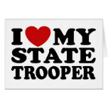 State Trooper Card
