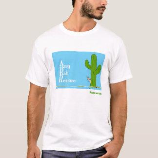 Statelogo, Any Rat Rescue T-Shirt