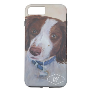 STATELY AUBURN SETTER MIX iPhone 8 PLUS/7 PLUS CASE