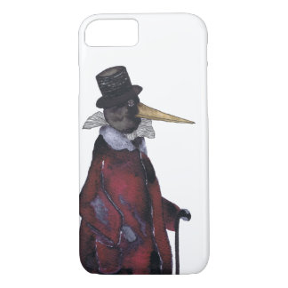 STATELY CROW iPhone 7 CASE