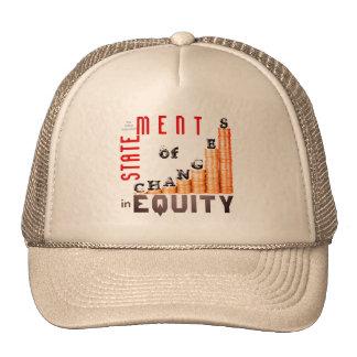 """Statement Of Changes In Equity"" Trucker Hat"