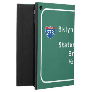 Staten Island Bronx Interstate NYC New York City Case For iPad Air
