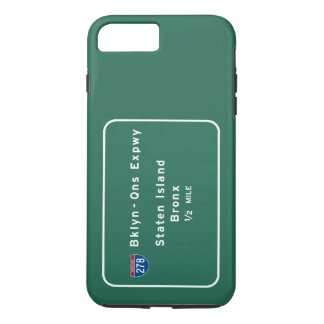 Staten Island Bronx Interstate NYC New York City iPhone 7 Plus Case