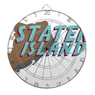 Staten Island Dart Board