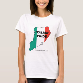 Staten Island Italian Pride T-Shirt